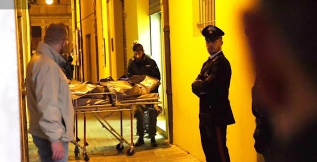 مهاجر مغربي يذبح قريبته بسكين بمودينا شمال إيطاليا في جريمة قتل رهيبة + صور