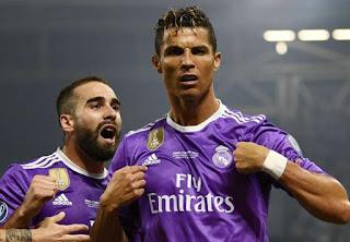 Cristiano Ronaldo, Forbes' Best-paid Athletes
