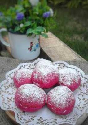resep-dan-cara-membuat-donat-buah-naga