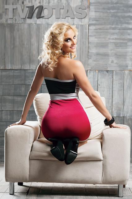 Yanilen sensual y provocativae en Portafolios TvNotas