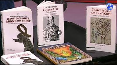 http://etv.alacarta.cat/la-clau-de-la-nostra-historia/capitol/les-fonts-egipcies-del-nou-testament-degipte-a-taull