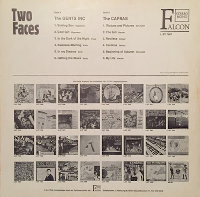 The Gents Inc. • The Capras – Two Faces ( Heimatliche Klдnge vol.11)