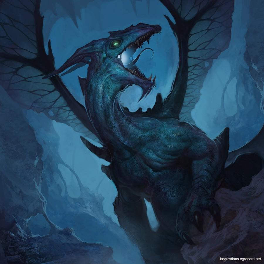 Avatar Dragon: Art Of Michael Pedro