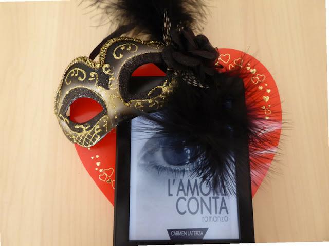 L'amore conta: il primo romanzo di Carmen Laterza