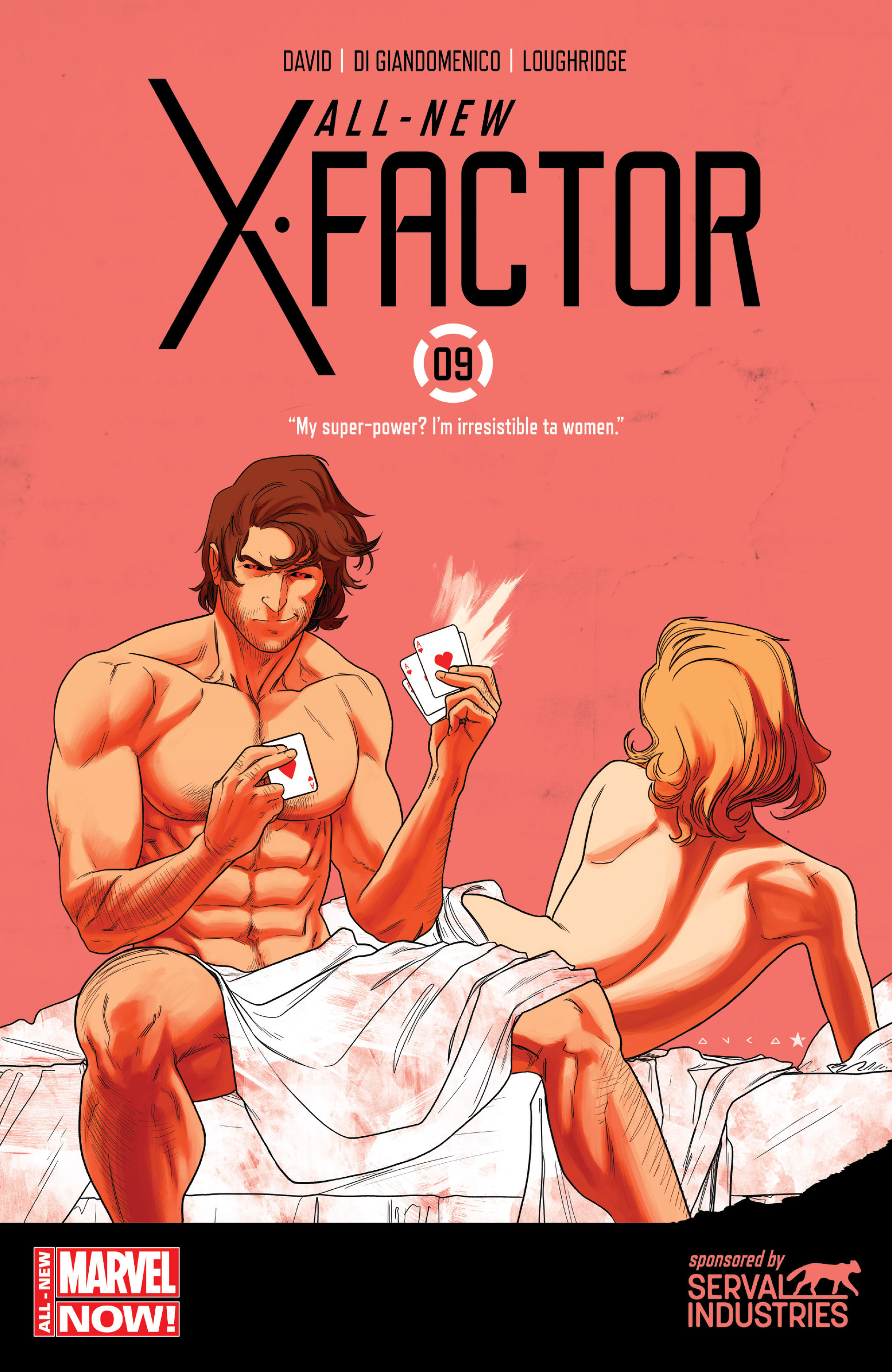 Read online All-New X-Factor comic -  Issue #9 - 1