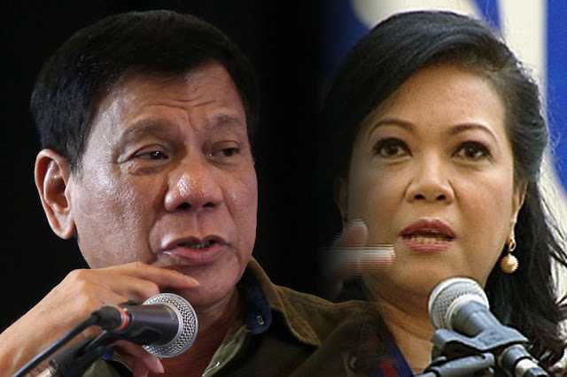 Pres. Duterte apologizes to Sereno: 'Harsh words were never intended'