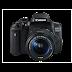 Canon 750D + Lens 18-55