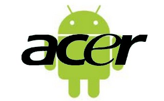 logo acer android