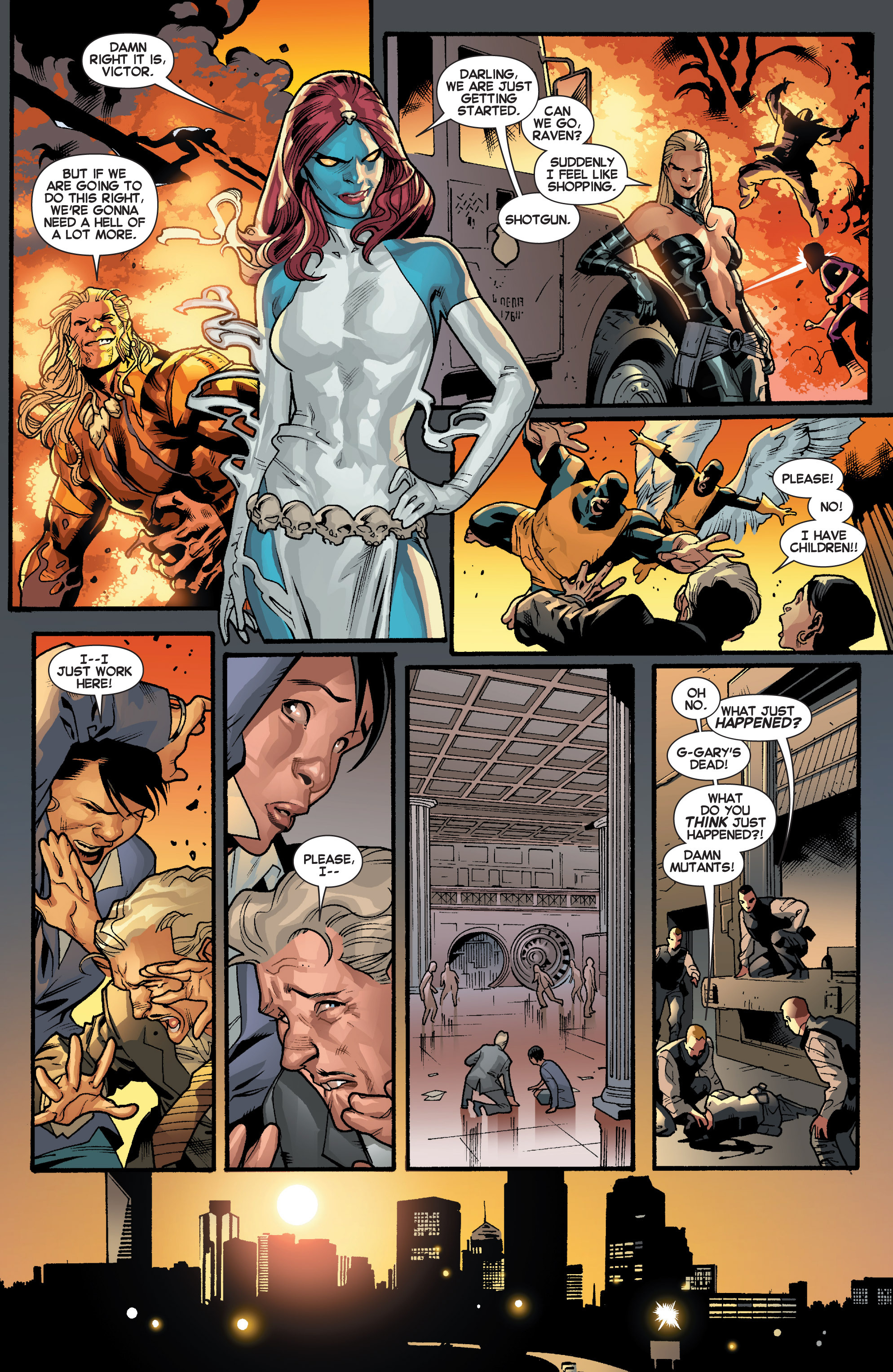 Read online All-New X-Men (2013) comic -  Issue # _Special - Here To Stay - 91