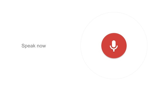 Google Voice Search adds Support for 8 More Indian languages