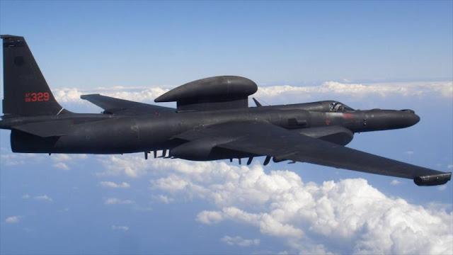 EEUU envía a su pájaro espía 'Dragon Lady' sobre Corea del Norte