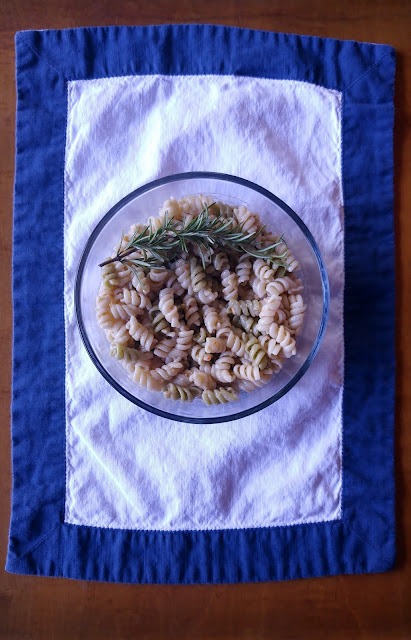 Add a spring of Rosemary to Caesar Suddenly Salad