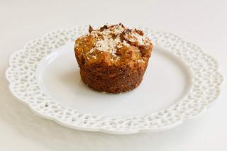 Pumpkin-orange corn muffins