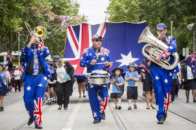 Happy Australia Day 2017 Parades Sydney, Melbourne, Perth, Adelaide Events & Celebrations