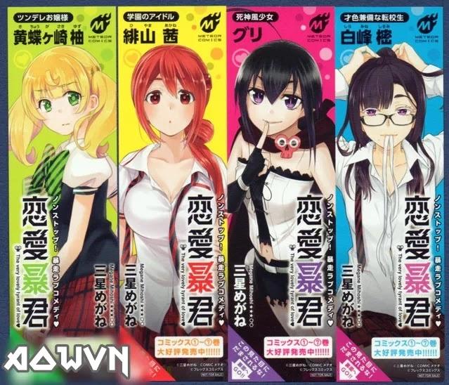 AowVN%2B%25281%2529 - [ Anime 3gp Mp4 ] Renai Boukun | Vietsub - Cực Hay