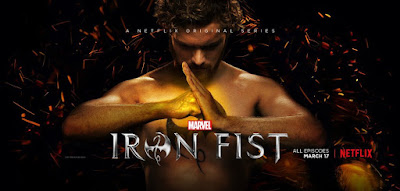 Marvel's Iron Fist Television Banner