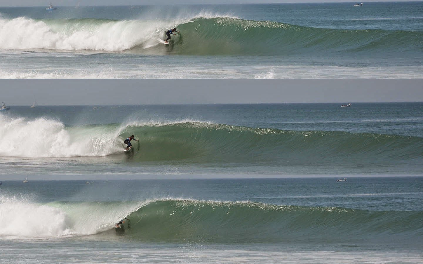 surfing las landas abril 2015