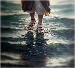 Andando sobre as águas