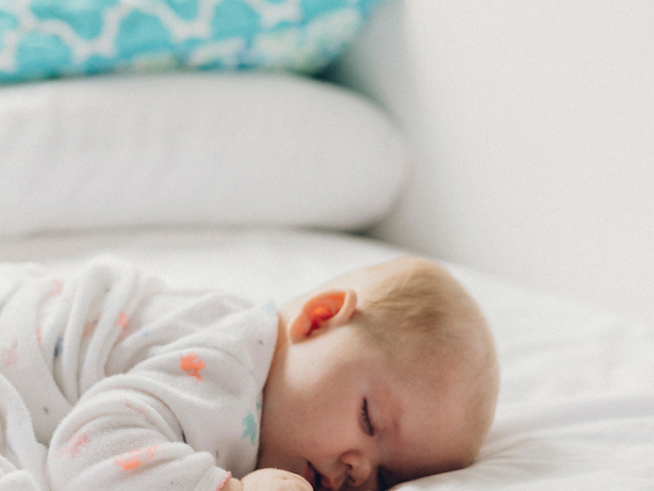 Seven Ways To Establish Good Sleep Habits From Birth