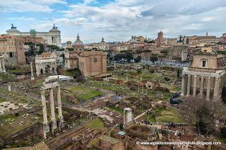 ROMA, LA CIUDAD ETERNA. Colaboración de Expediciones por el Mundo