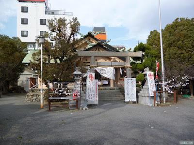 櫻宮神社本殿