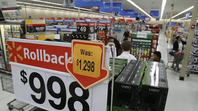 Supermercado Walmart em San Diego