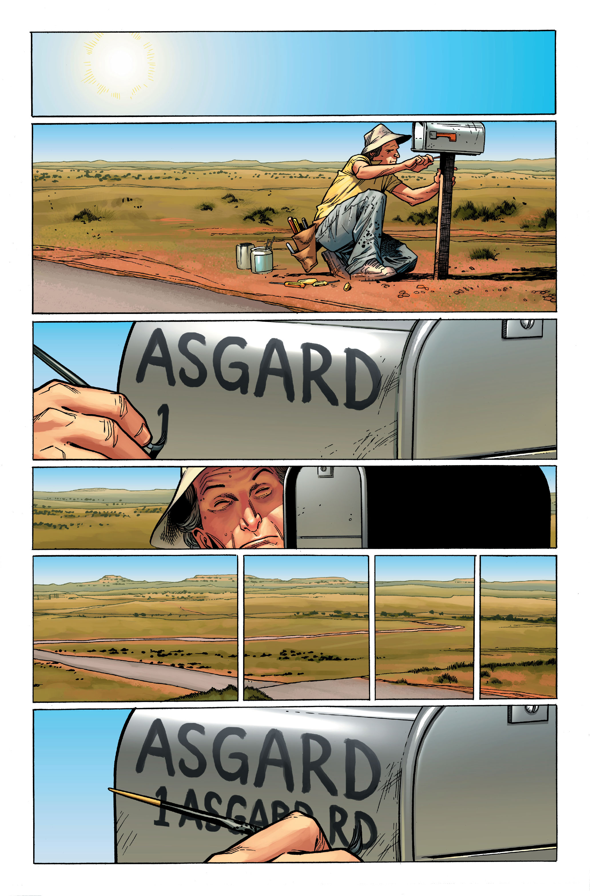 Thor (2007) Issue #5 #5 - English 3