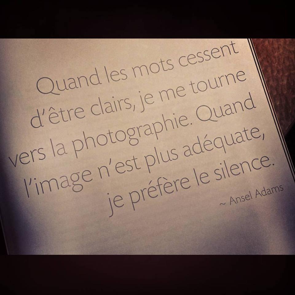 La Gazette De Lau Silence Littérature Et Photographie