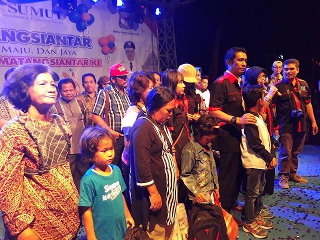Momentum HUT Siantar, Wakil Walikota Ajak Anak Siantar Hilangkan Image Kota Preman