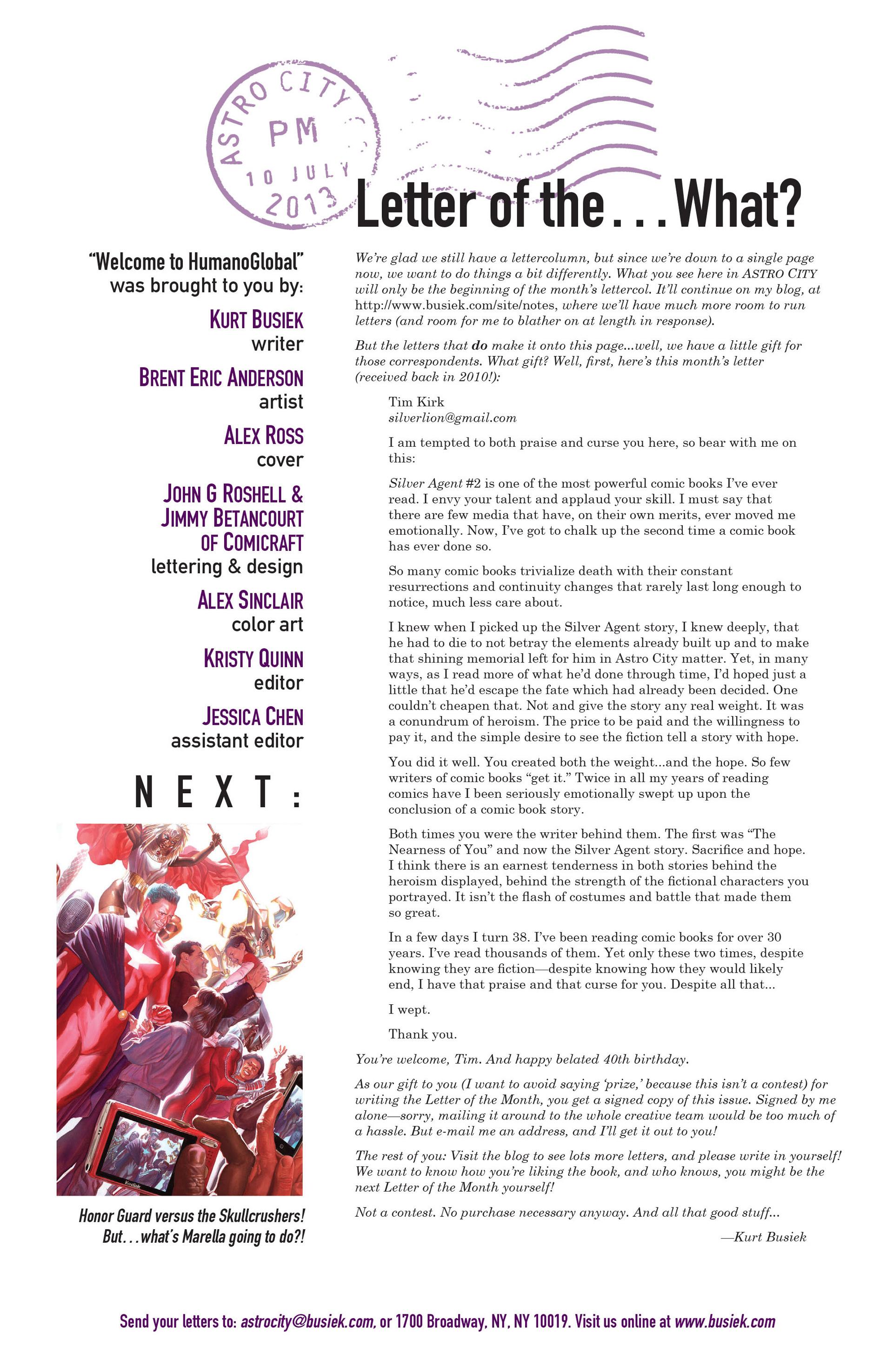 Read online Astro City comic -  Issue #2 - 24