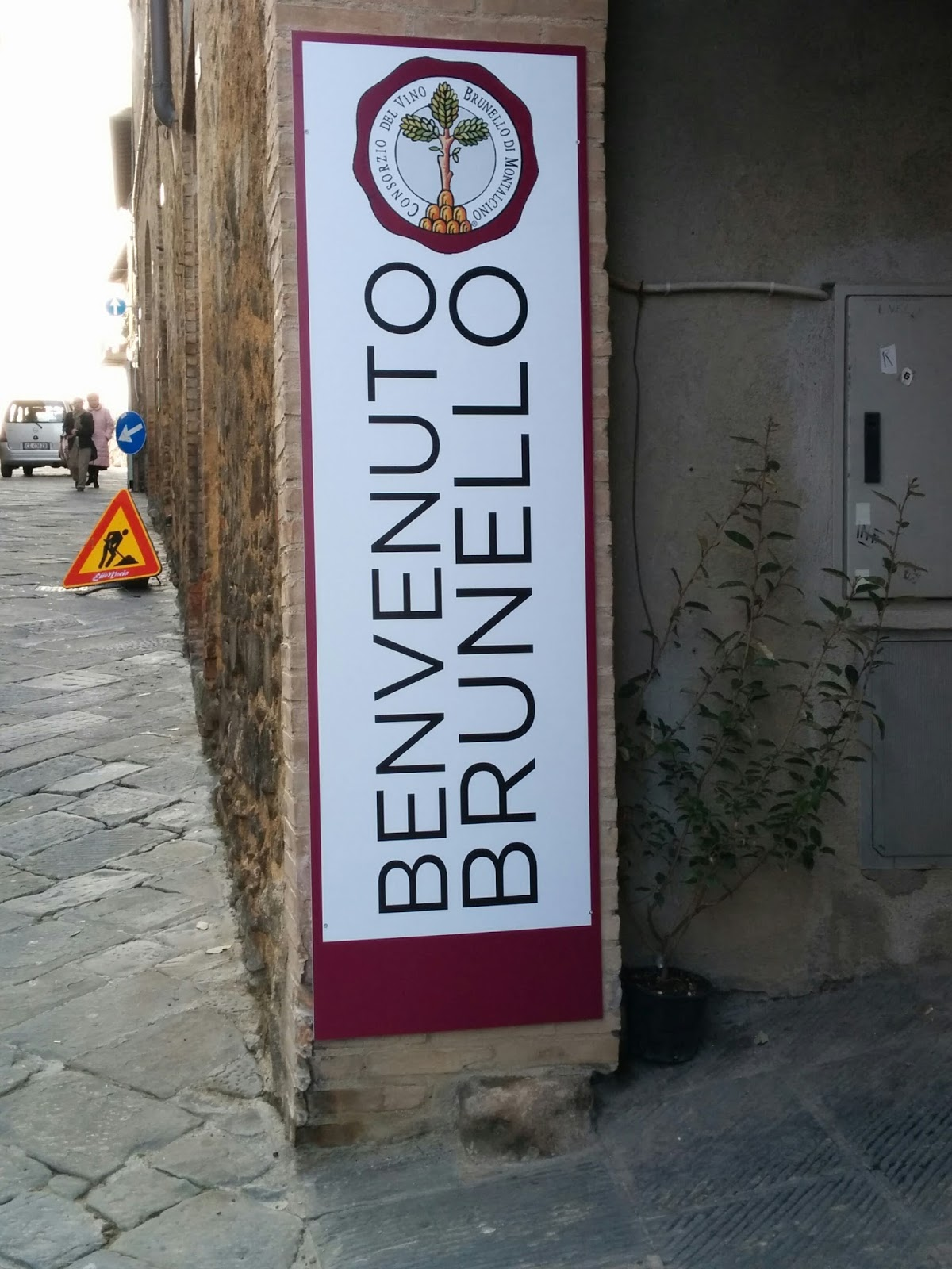 Vasco Sassetti On The Road With The Grape Guy Report From Benvenuto Brunello