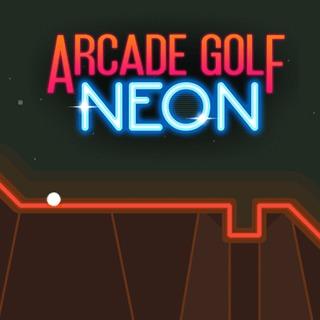 Jugar a Arcade Golf: NEON