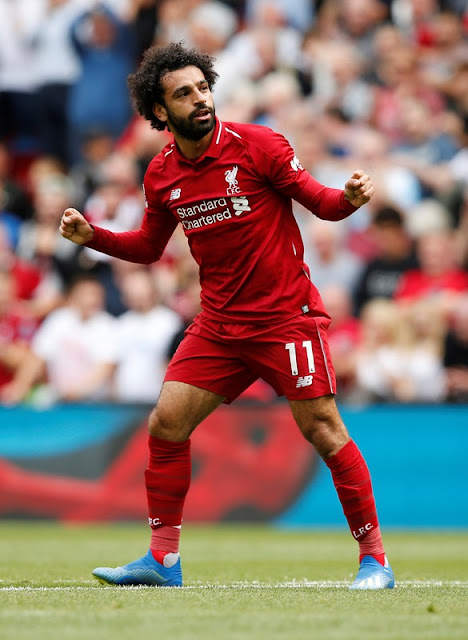 محمد صلاح ورونالدو ومودريتش مرشحين لأفضل لاعب في العالم