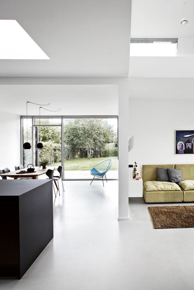 my scandinavian home a beautiful minimal danish home. Black Bedroom Furniture Sets. Home Design Ideas