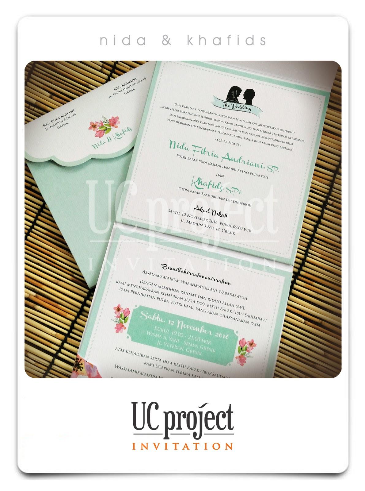 Traditional Wedding Invitation as perfect invitation template