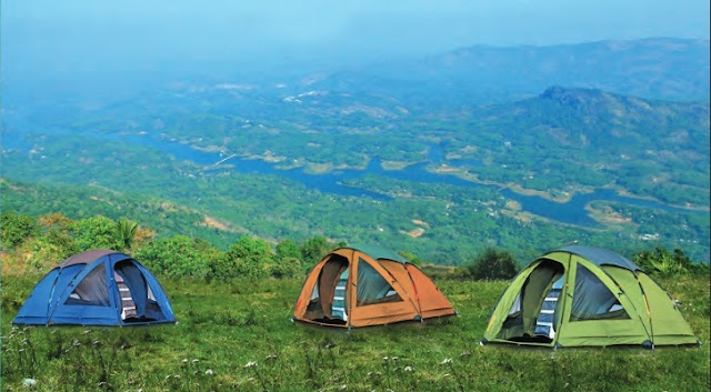 camping and tent stay in ilaveezhaapoonchira, Ilaveezha Poonchira tourist destination near Vagamon