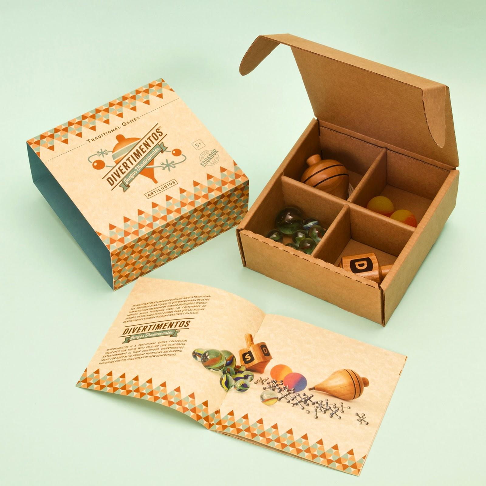 Divertimentos Juegos Tradicionales on Packaging of the ...  Divertimentos J...
