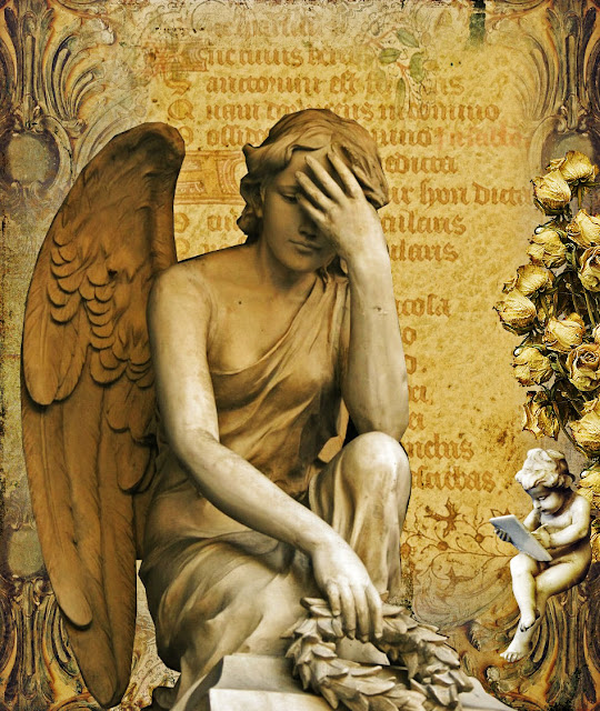 angel essay Opinion what to say when you meet the angel of death at a party after years of living with stage iv cancer, i have some suggestions.