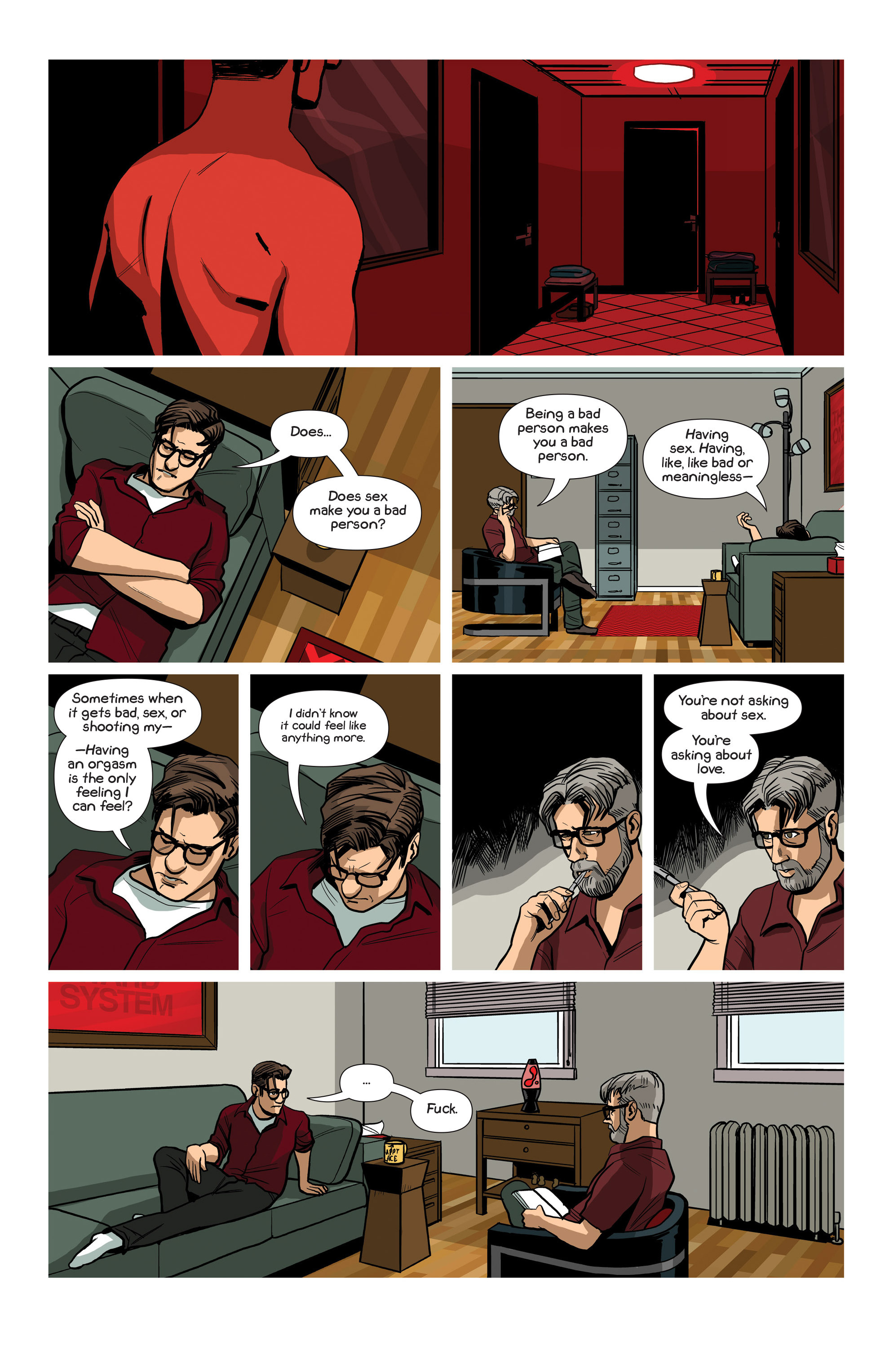 Read online Sex Criminals comic -  Issue # _TPB 2 - 92