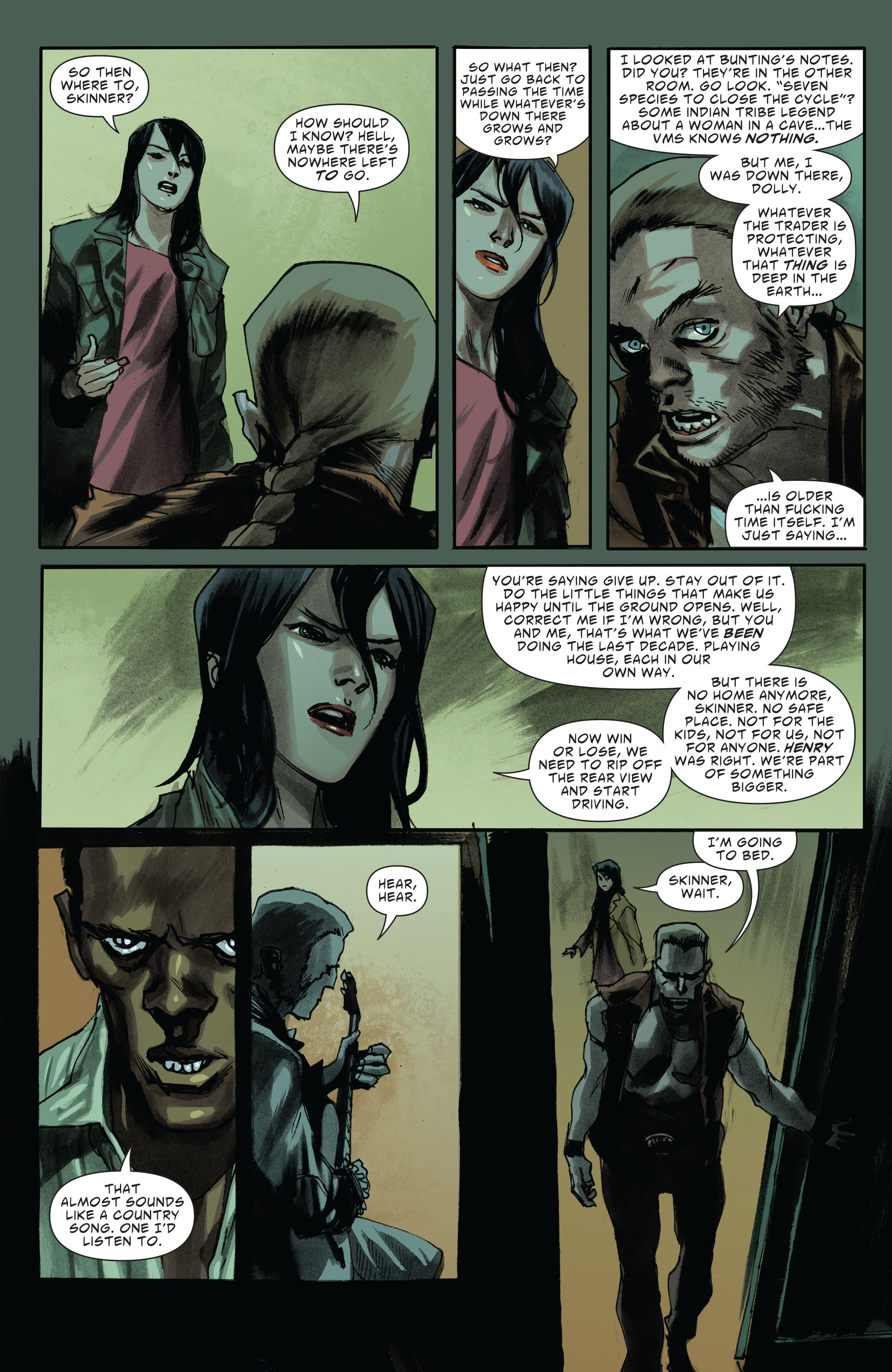 Read online American Vampire: Second Cycle comic -  Issue #4 - 19