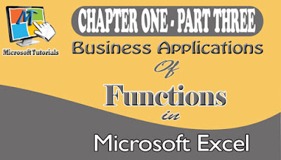 business application of functions in microsoft excel