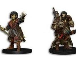 Habrá set VII y VIII de personajes icónicos para Pathfinder Battles