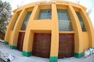 The Mombasa halls being renovated and some sections added. PHOTO   Courtesy