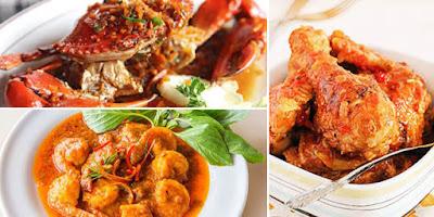 Menu Masakan Harian Dengan Makanan Nusantara