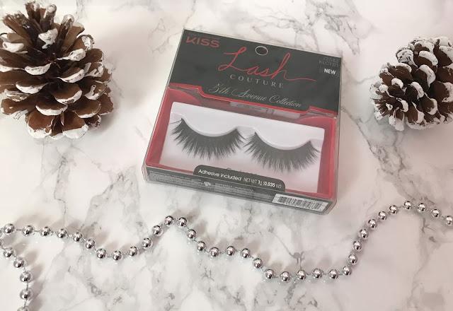 box of false eyelashes