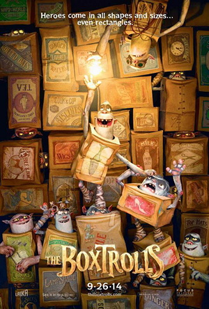 The Boxtrolls Movie Film Fantasy 2014 - Sinopsis