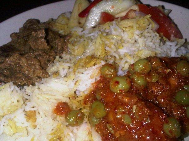 Resepi Daging Beriani Johor