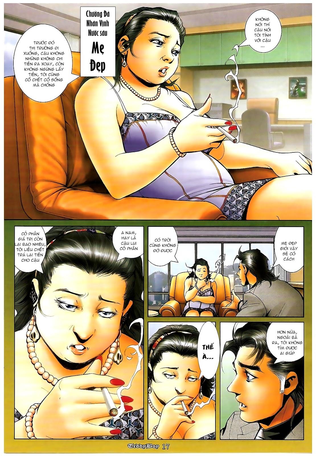 Người Trong Giang Hồ - Chapter 1205: Đường cùng chưa chắc cùng - Pic 14
