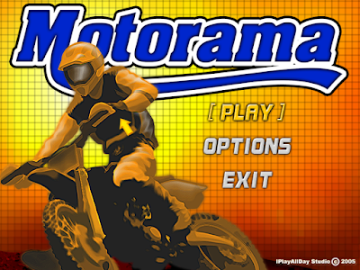 摩托越野賽(Motorama),享受一場空中花式機車越野表演!