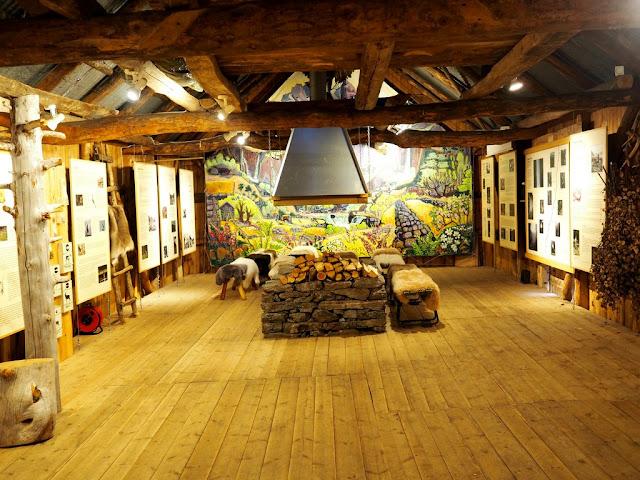 muzeum, národní park, Jotunheimen, příroda, Norsko, trek, turistika, všechno jednou končí